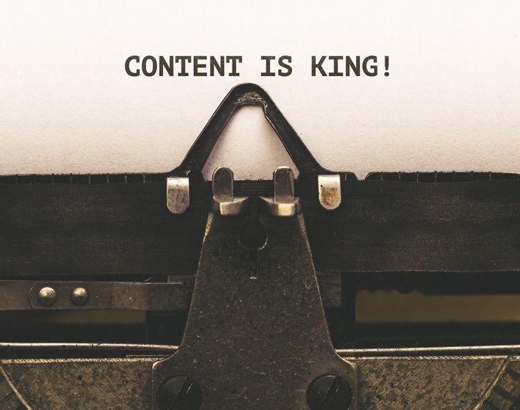 Marketing de Conteúdo | Queremos o Ouro