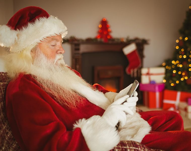 Marketing Digital Natalício: Como seria a História do Natal nos dias de hoje?