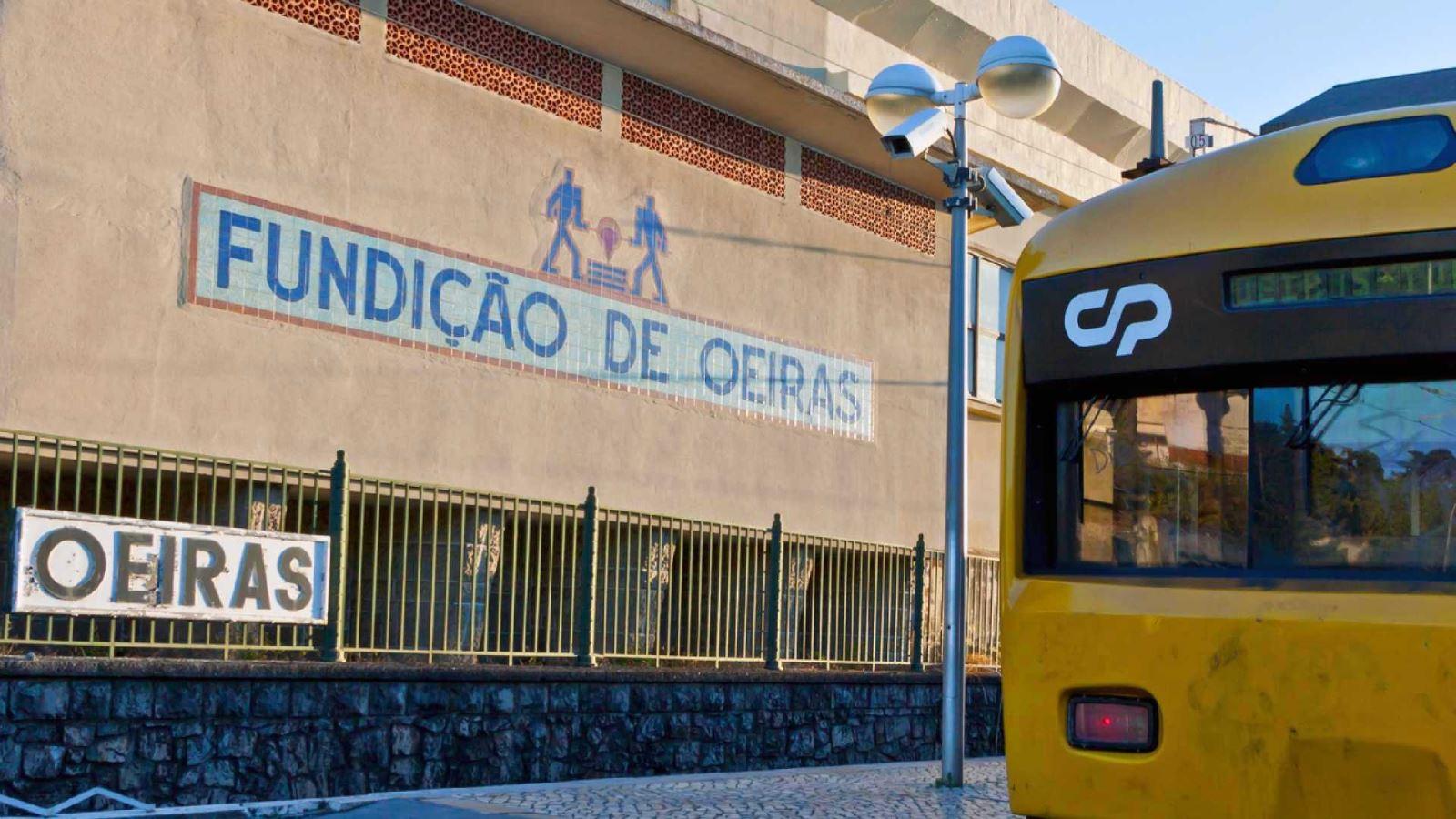 Linha de Cascais | Estação de Oeiras