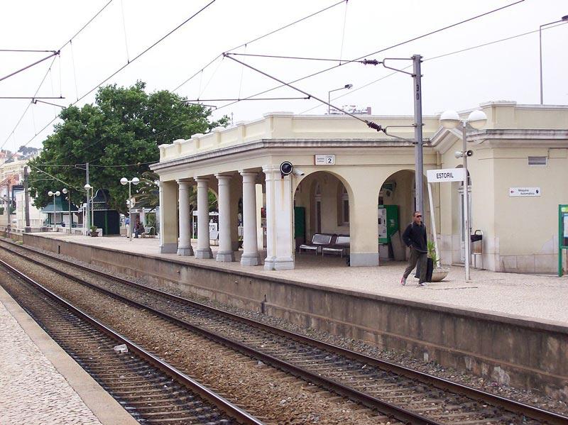 Linha de Cascais - Estação do Estoril