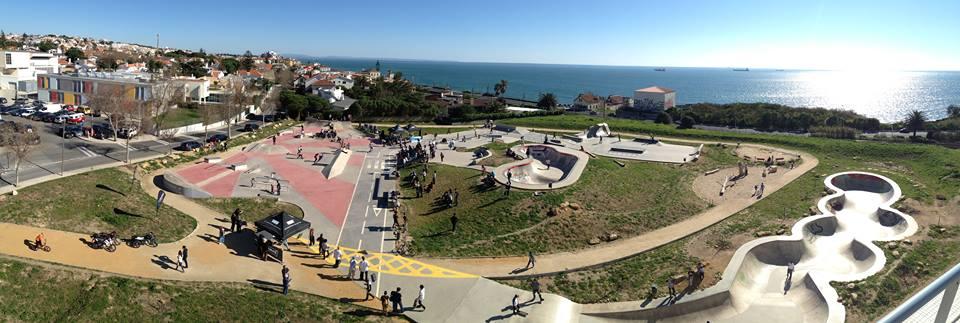 SkatePark das Gerações