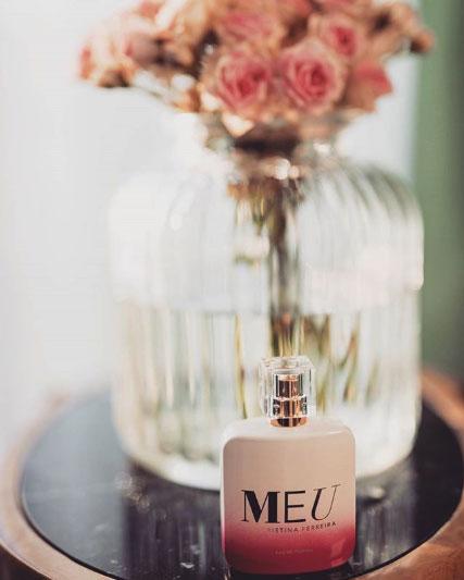 MEU - Perfume de Cristina Ferreira