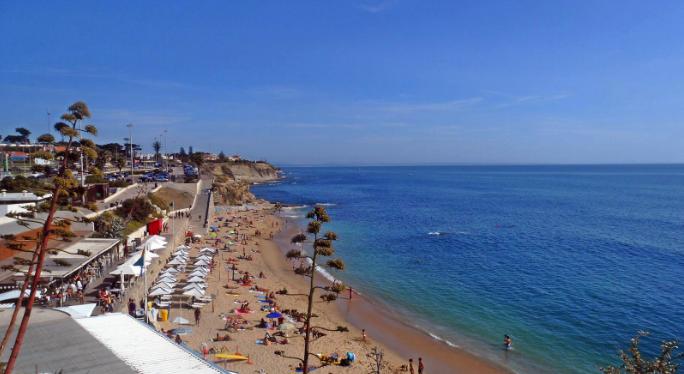 Linha de Cascais | Praia de São Pedro do Estoril